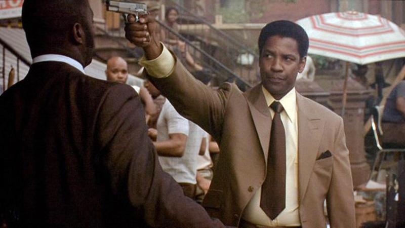 scena American Gangster come diventare un maschio alfa