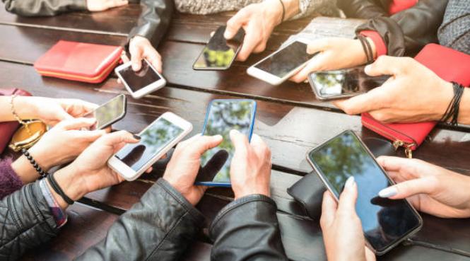 seduzione online e app di incontri direttamente sullo smartphone