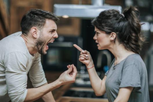 litigare con la ex